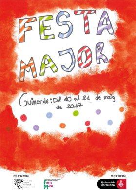 Guinardo-FestaMajor-17-cartell